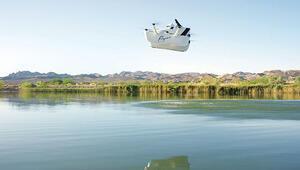 Google tipi uçan araç