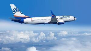 SunExpress, Brüksel, Bükreş ve Londraya uçuyor