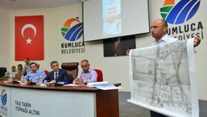 Kumluca Belediyesi meclisi toplandı