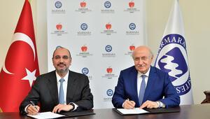 Marmara Üniversitesi ve Sabri Ülker Vakfı arasında önemli işbirliği