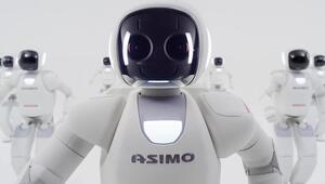 ASİMOdan daha iyi bir robot yapacağız