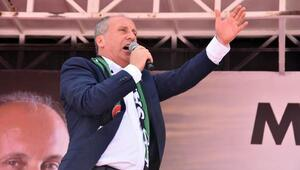 Muharrem İnce: Türkiyeyi bir yılda düze çıkaracağız