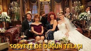 Jet Sosyete 15. bölüm sezon finali fragmanında düğün telaşı yaşanıyor