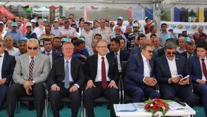 Bakan Eroğlu Dinarda