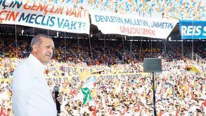 Erdoğan: Bunlara Osmanlı tokatı gerekmez mi