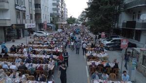İlkadım'dan 3 mahalleyi birleştiren iftar