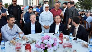 Bakan Yılmaz: Tayyip Erdoğan dışında vereceğiniz oy, kayıp olur