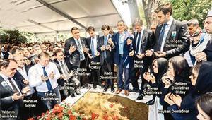 Türkiye Erdoğan Demiröreni sonsuzluğa uğurladı... Sevgi seli