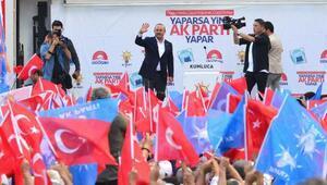 Bakan Çavuşoğlu: Adliyelerimizi merdiven altından kurtardık