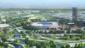 Millet bahçesi 1 milyon 700 binM² alanda yapılacak