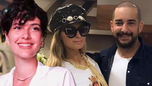 Bergüzar'ın Paris Hilton tepkisi: 'Rezil olduk