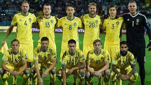 İsveçin 2018 Dünya Kupası kadrosunda kimler var