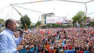 Erdoğandan flaş açıklama: Oraya da operasyonlarımızı başlattık