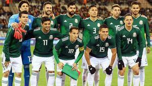 2018 Dünya Kupasında Meksikanın kadrosunda kimler var
