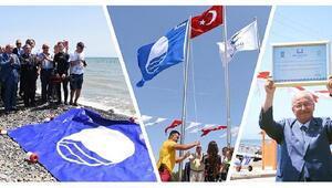 Tekirdağa 5nci Mavi Bayrak