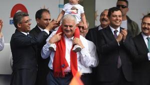 Başbakan Yıldırım: Kandildeki inlerini başlarına geçireceğiz
