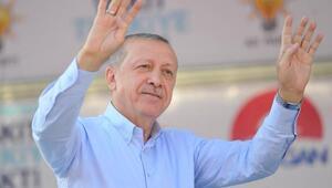 Cumhurbaşkanı Erdoğan: Askerimiz Kandil'e ilerledikçe Muharrem'i efkar basıyor