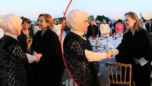 Emine Erdoğandan kadınlar onuruna iftar