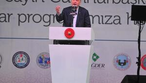 Cumhurbaşkanı Erdoğan: Askerimiz Kandil'e ilerledikçe Muharrem'i efkar basıyor (2)