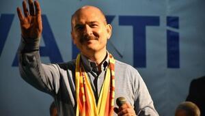 Bakan Soylu: PKKyı sıçan gibi dağlara kaçırdık