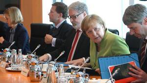 Berlin'de dikkat çeken toplantı