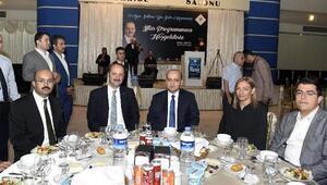 Başkan Akgül, federasyon ve derneklerle iftar sofrasında buluştu