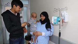 Sığınmacı Afgan çocuğa ilik, TÜRKÖKten bulundu