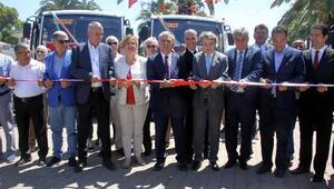 İzmire 25 yeni midibüs