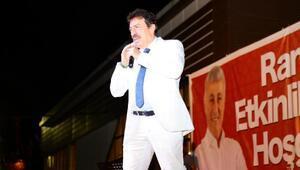 Ahmet Selçuk İlkan Manavgatlılarla buluştu