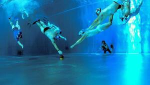Serbest Dalış Salon Dünya Şampiyonası yarın başlıyor