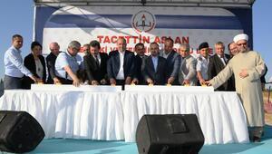 Çanakkalede, Tacettin Aslan Mesleki ve Teknik Anadolu Lisesi temeli atıldı