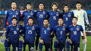 Japonya 2018 Dünya Kupası kadrosunda hangi oyuncular var