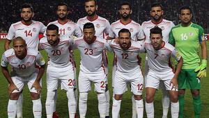 2018 Dünya Kupasında Tunus milli takımında hangi oyuncular var