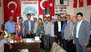 Toprakkale'de Yörük Türkmen şöleni