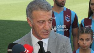 Ahmet Ağaoğlu: Birilerinin elindeki kağıtla ne futbolcu alırız ne de satarız