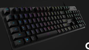 Logitechten yeni mekanik tuş anahtarı ve mekanik oyun klavyesi