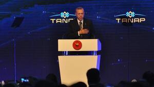 Trans Anadolu Doğalgaz Boru Hattının açılışı yapıldı