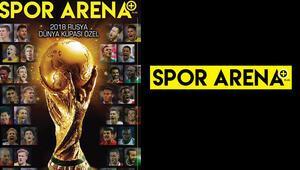 Spor Arena Plustan Dünya Kupası Anketi: Şampiyon Brezilya