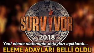 Survivor son bölümde beklenen oldu Dokunulmazlık oyununu kim kazandı Eleme adayları kimler