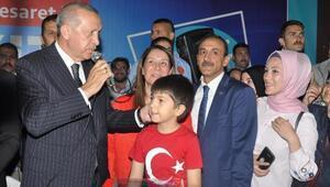 Erdoğan: Bunların kimlerle oturup, kalktıkları ortada (2)