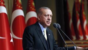 Erdoğan, Ankarada muhtarlar ile sahurda bir araya geldi