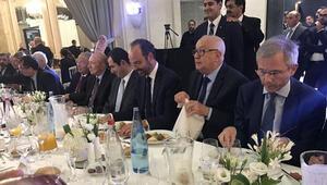 Başbakan ile İçişleri Bakanı da iftara katıldı