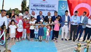 Gökçeadada Uğurlu Köyü Sağlık Evi açılışı yapıldı