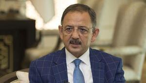 Bakan Özhaseki: Bundan sonra yapan 1 sene hapis yatacak