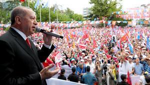Cumhurbaşkanı Erdoğan duyurdu: 100 bin öğrenciye çalışma imkanı