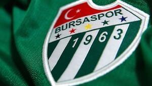 Bursasporda ayrılık Resmen açıkladı...