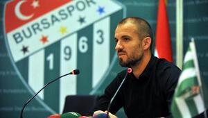 Bursasporda şok istifa