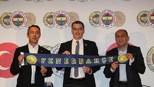Fenerbahçede Comolli sözleşmeyi imzaladı