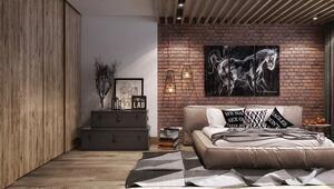 Yatak odalarınıza yaratıcı bir dokunuş katacak 8 ipucu