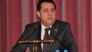 Eskişehirsporda Halil Ünal yeniden başkan seçildi